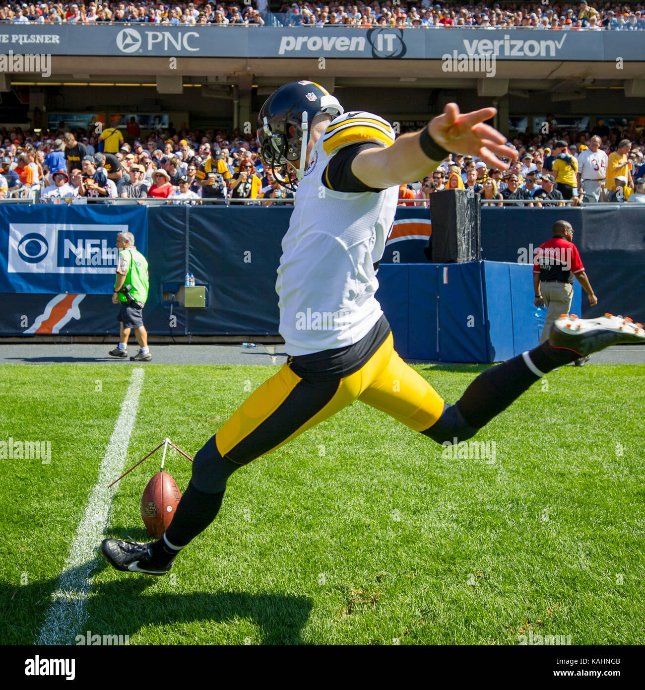 Chris Boswell Stock Photos & Chris Boswell Stock Images ...