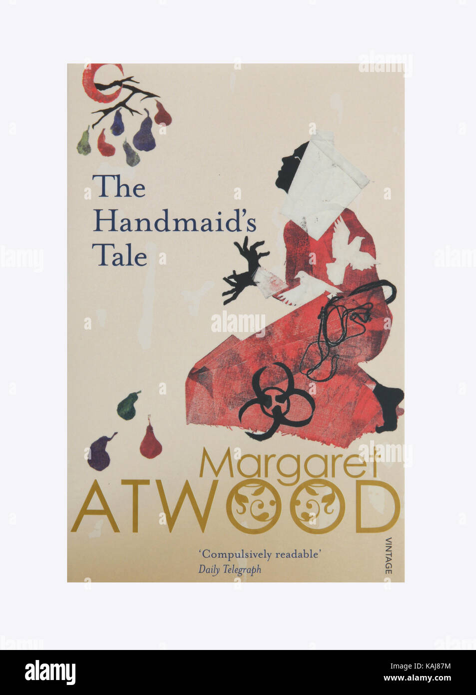 an analysis of the novel the handmaids tale by margaret atwood Analysis of the handmaid's tale by margaret atwood this novel is an account of the near future a dystopia, where pollution and radiation.
