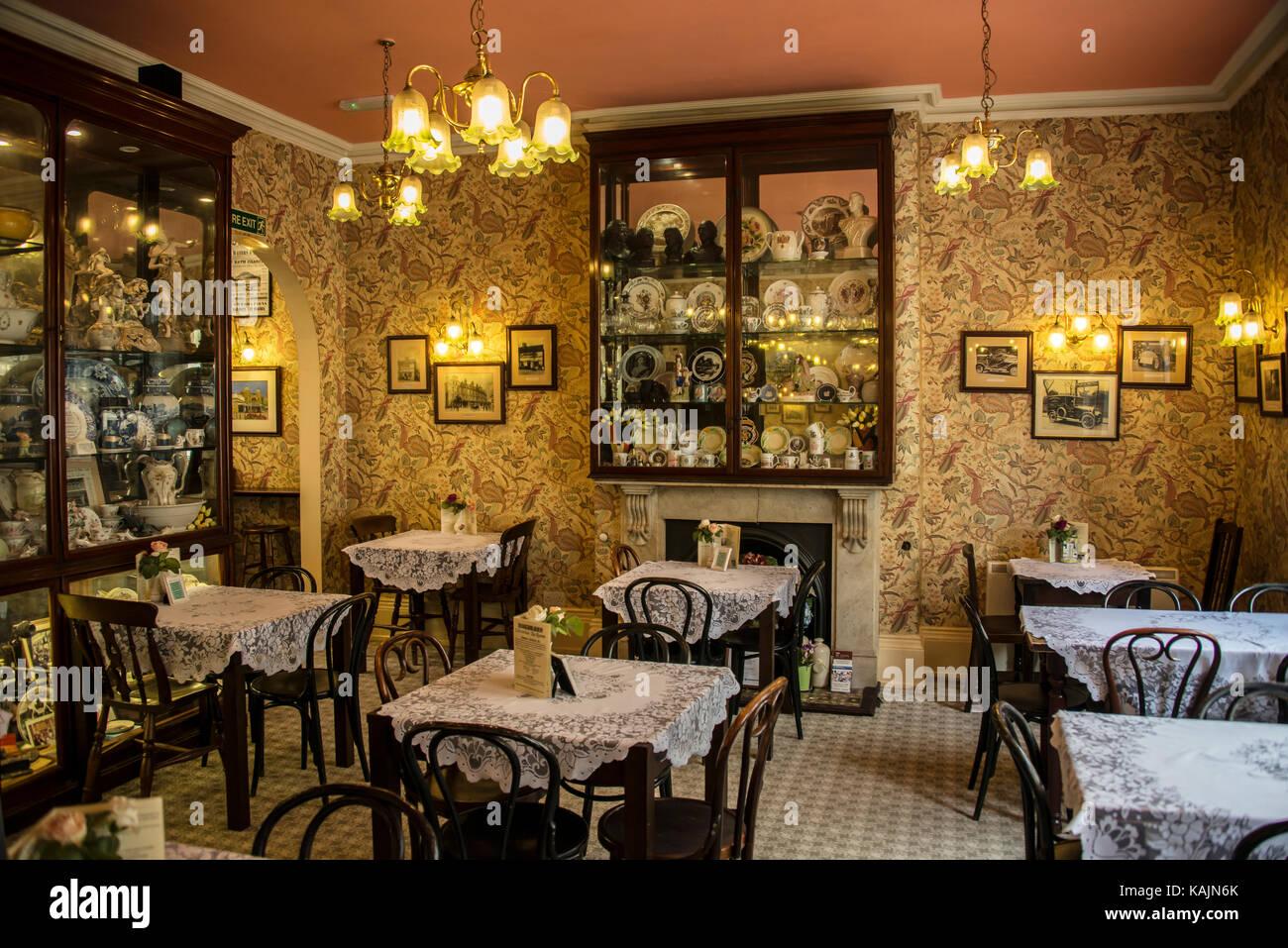 Peak View Tea Rooms Buxton