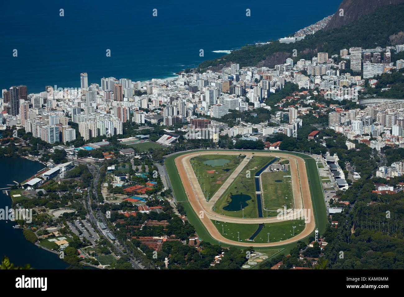 Rio de janeiro race track stock photos rio de janeiro for Miroir club rio de janeiro