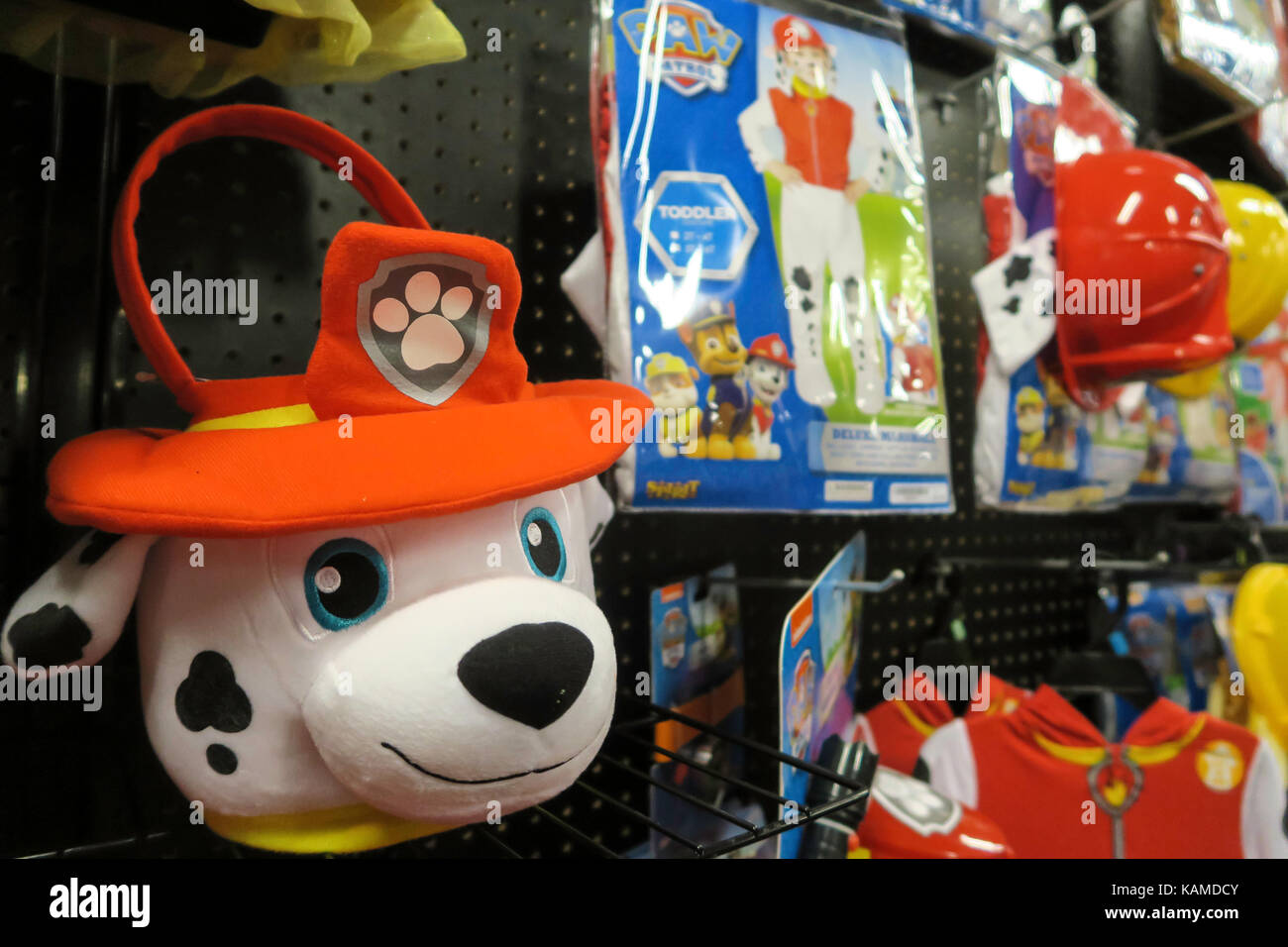 halloween costume store display stock photos & halloween costume