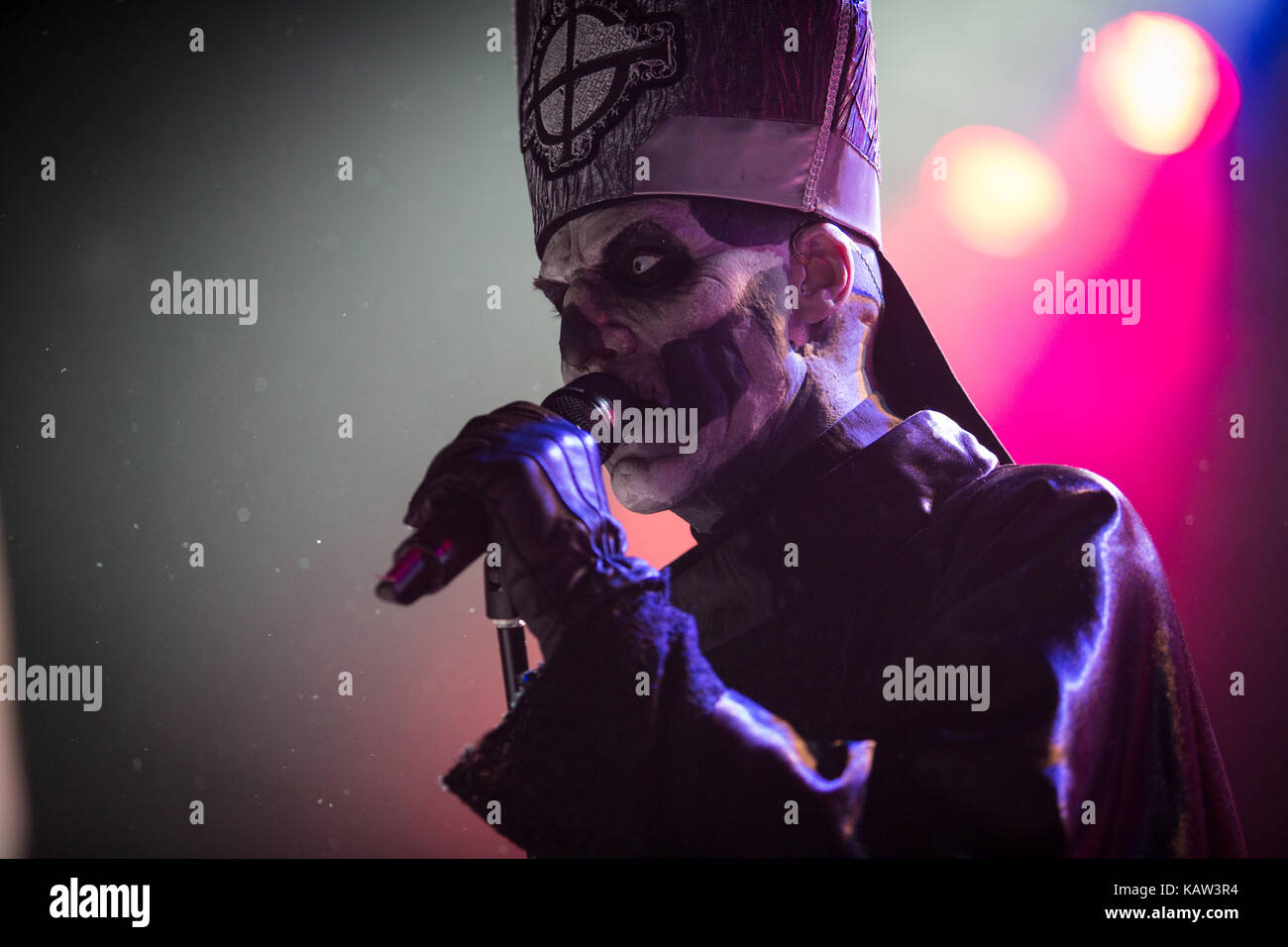 The Swedish heavy metal band Ghost originates from Linköping  The