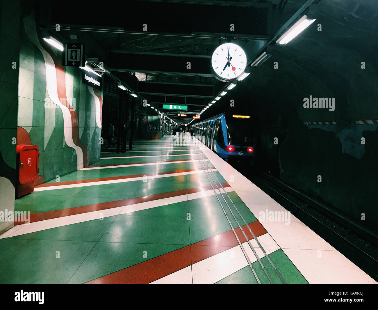 subway station stockholm sweden stock photos u0026 subway station