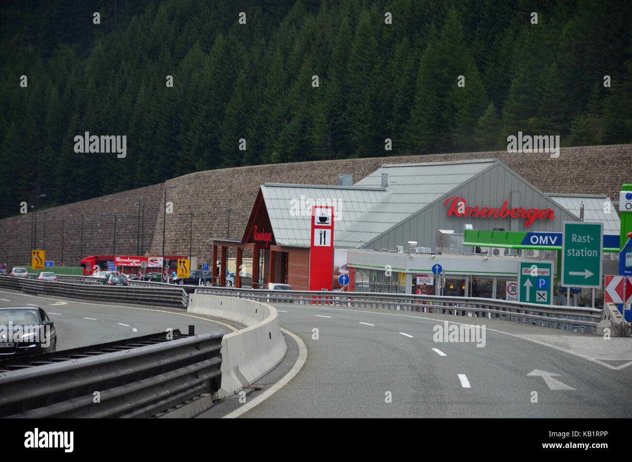 brenner pass traffic