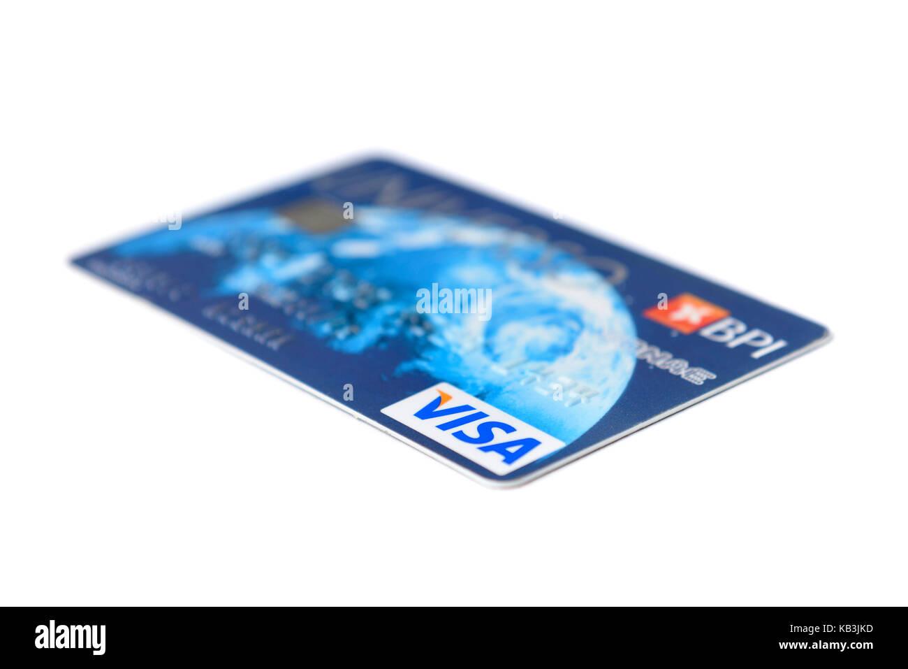 Visa Logo Stock Photos Amp Visa Logo Stock Images Alamy