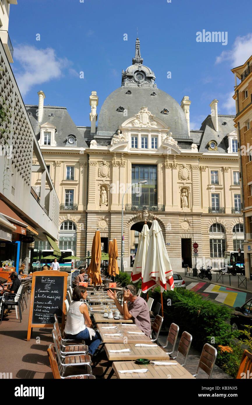Rue de la republique stock photos rue de la republique for Chambre de commerce marseille rue sainte victoire