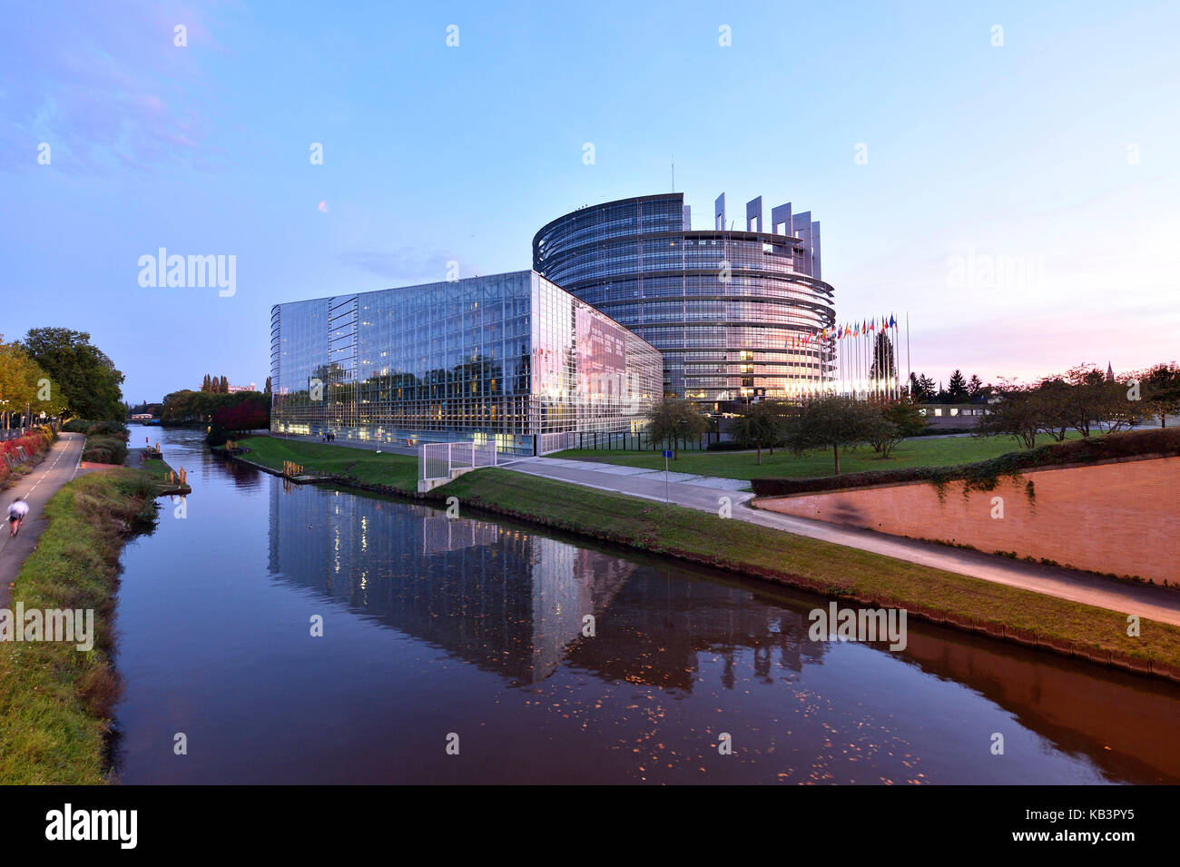 European parlement by the architecture firm architecture for Architecture firms in europe