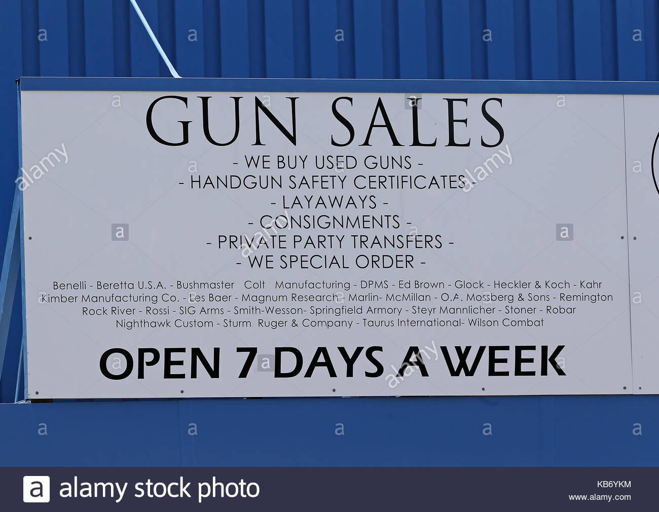 General View Gun Range Where Andrew Stern Estranged Husband Of
