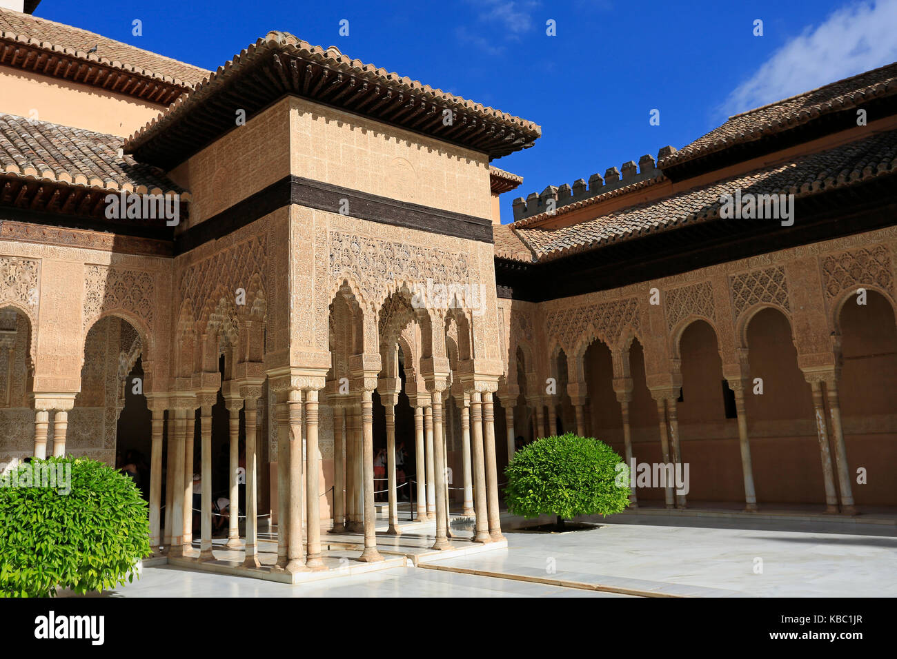 palace of the lions alhambra The nasrid palaces is actually a collection of 3 main structures: the mexuar, the comares and the palace of the lions this video is about the palace of the .
