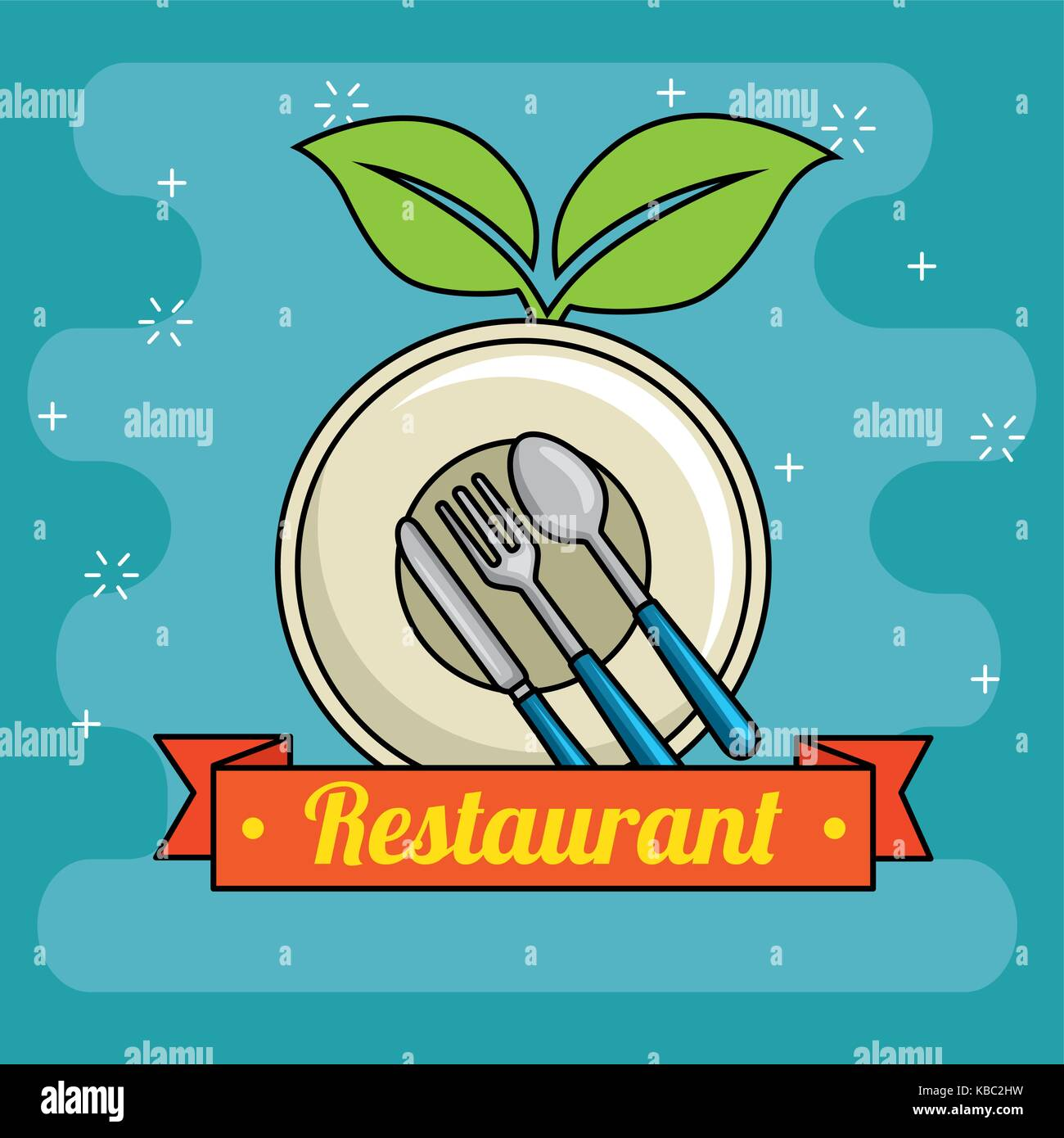 Vintage restaurant logo stock photos vintage restaurant logo restaurant logo design stock image buycottarizona Image collections