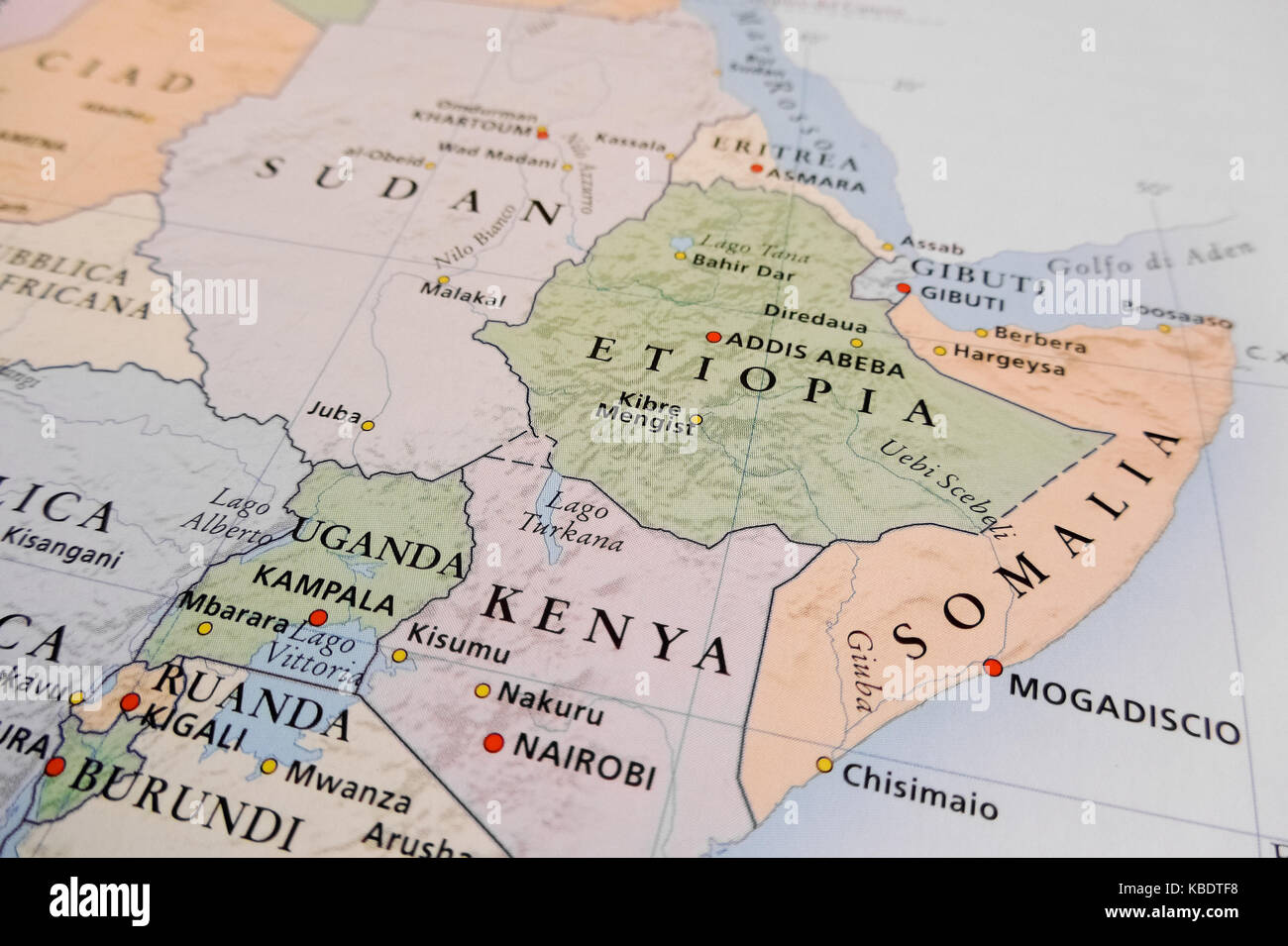 Africa Map Congo River%0A Africa Map Zambezi River Eastern Africa map Stock Image