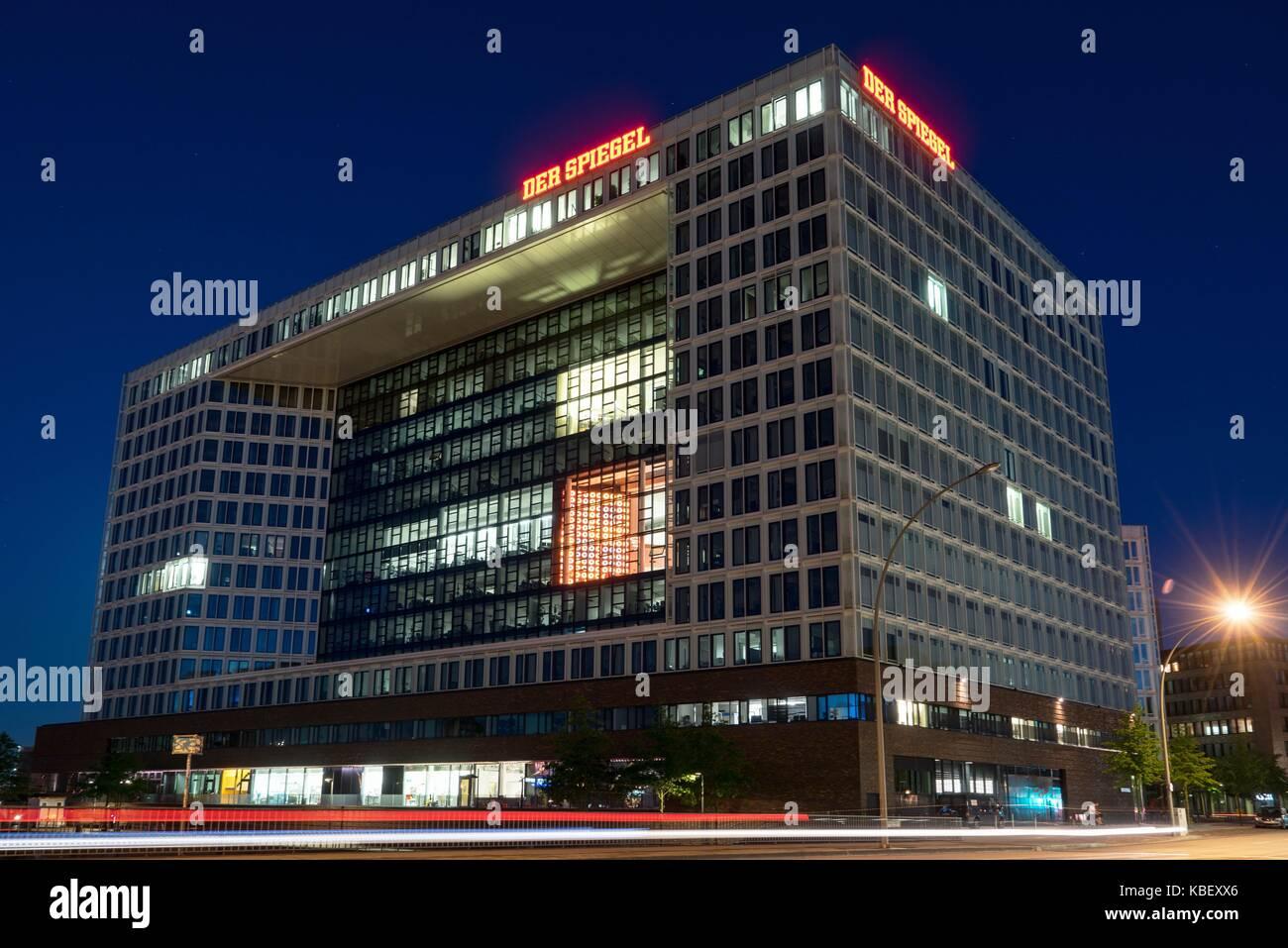 Housing area in hamburg stock photos housing area in for Der spiegel hamburg