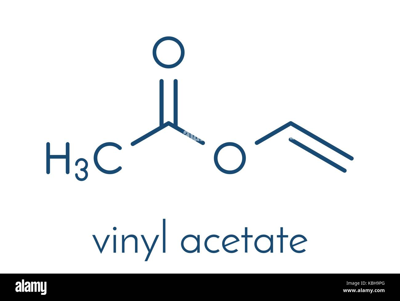 Vinyl acetate polyvinyl acetate pva pvac glue building block vinyl acetate polyvinyl acetate pva pvac glue building block pva is used in a number of glue types skeletal formula biocorpaavc