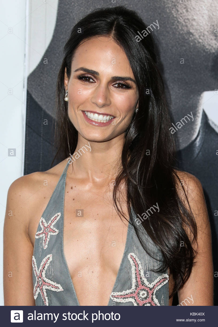 Excellent Jordana brewster cleavage with