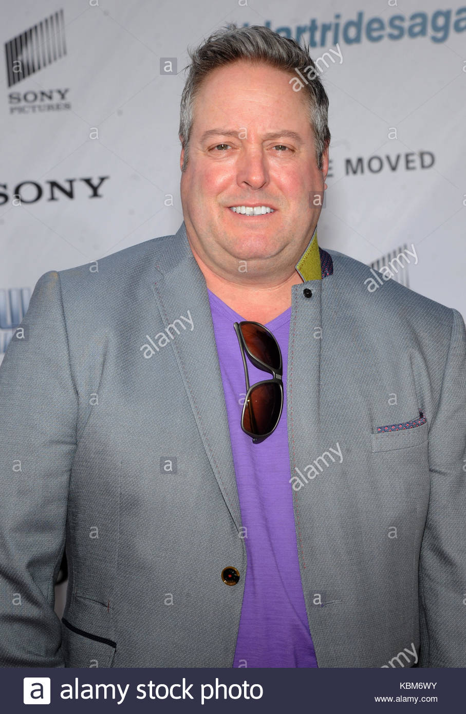 Gary Valentine. Kevin James Seen Along With His Fellow Co Stars Attend The  World Premiere Of U0027Paul Blart: Mall Cop 2u0027 At The AMC Loews Lincoln Square  ...