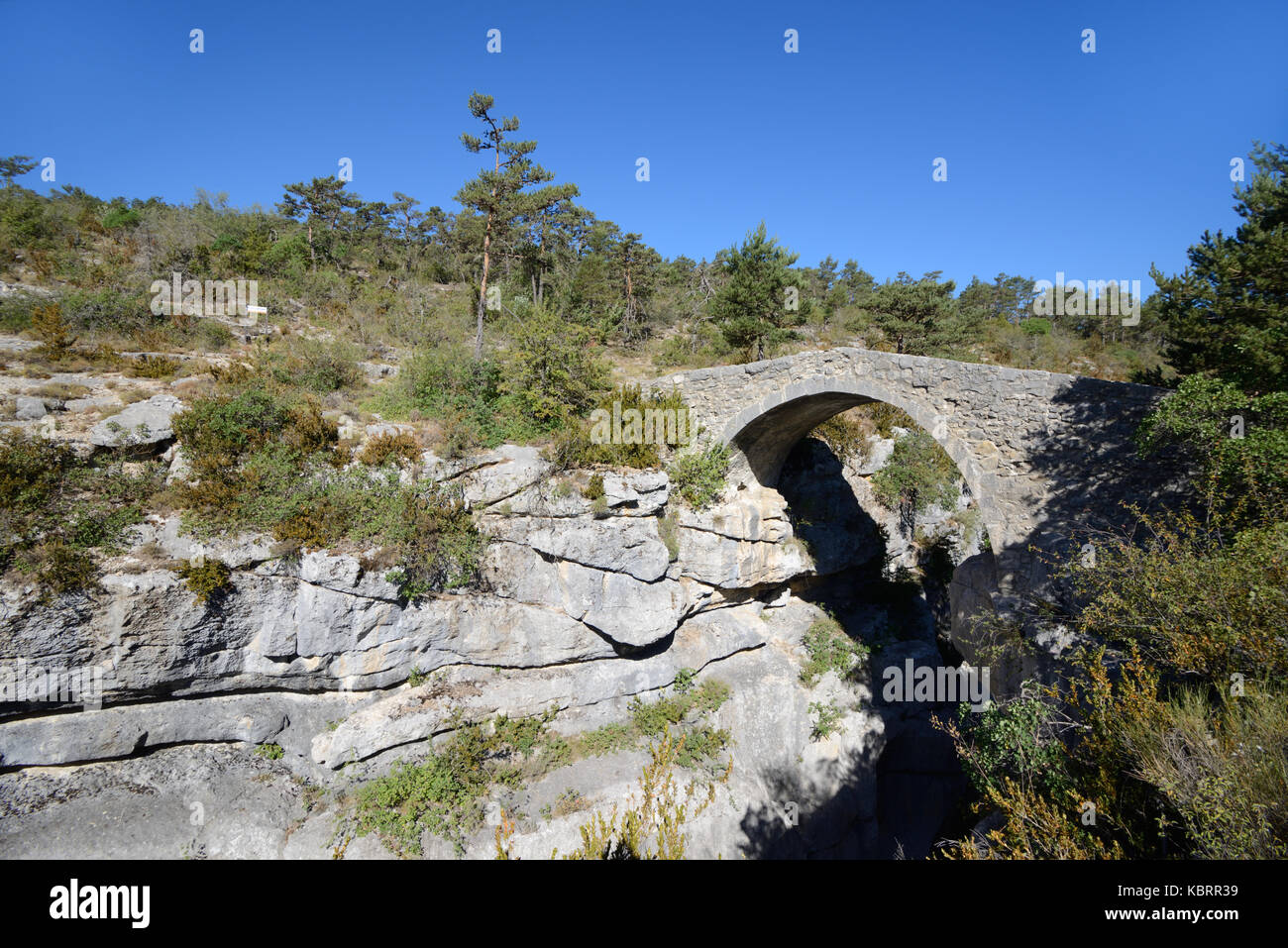 Favori Verdon Bridge Stock Photos & Verdon Bridge Stock Images - Alamy RI18