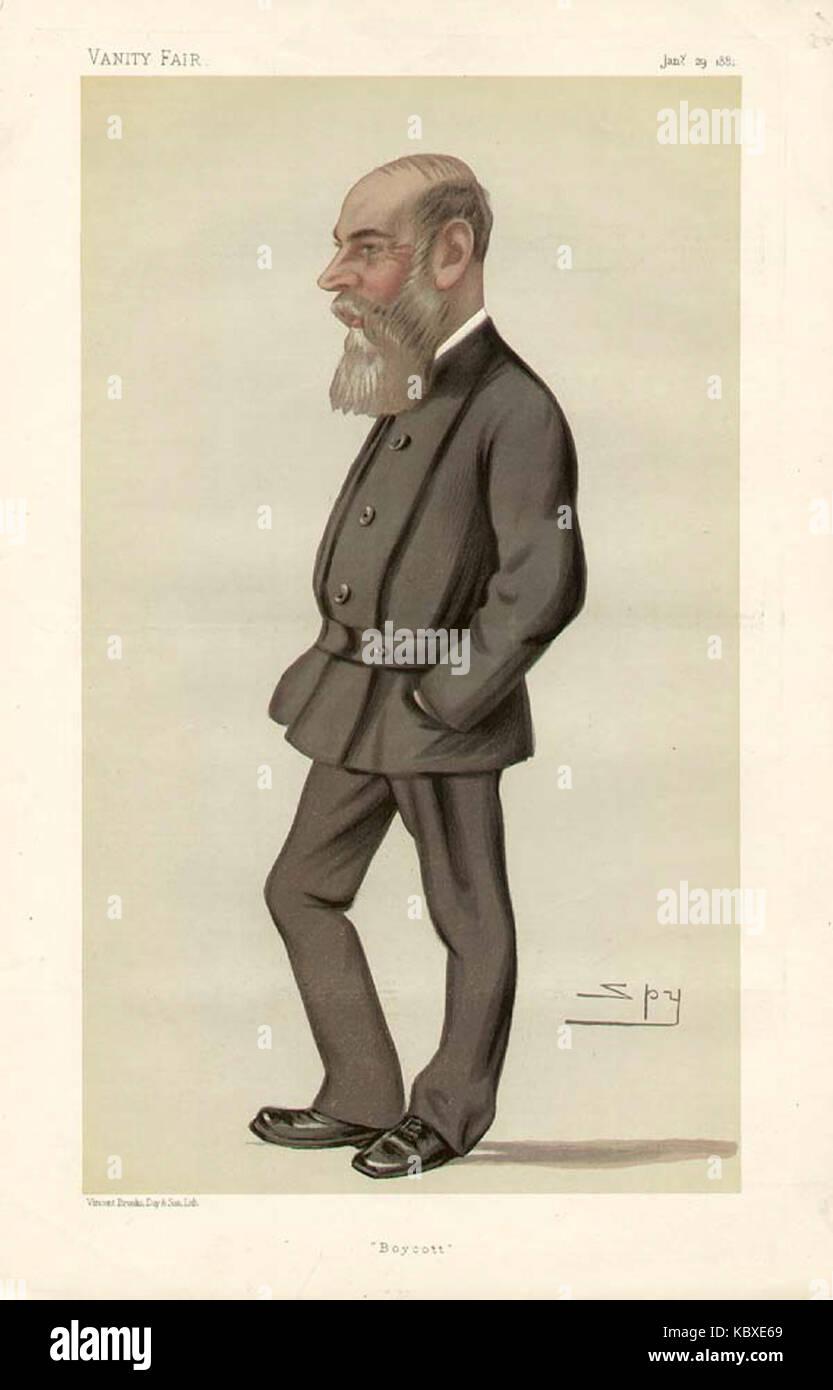 Amazing Charles Cunningham Boycott (Vanity Fair