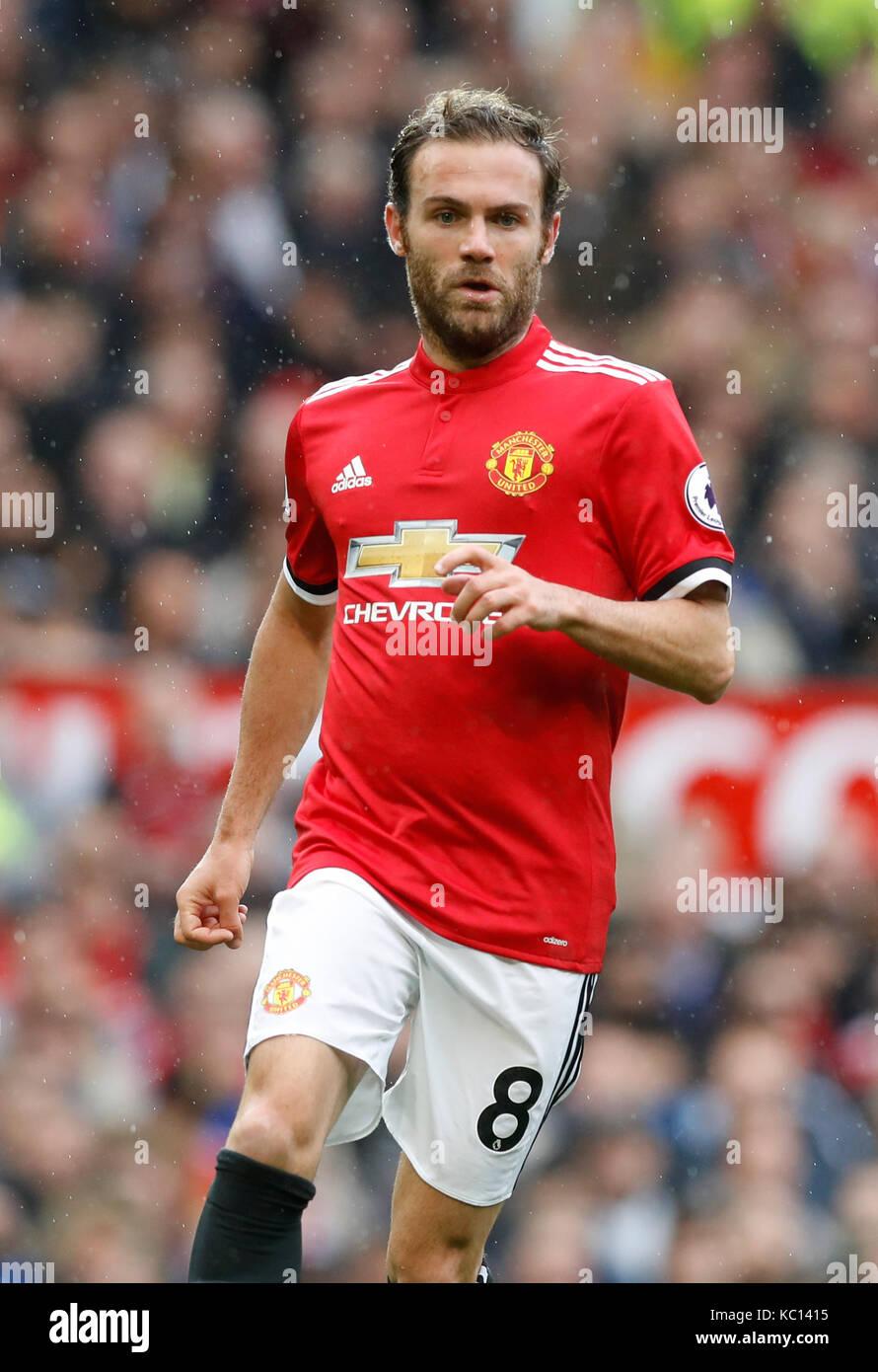 Manchester Uniteds Juan Mata Stock s & Manchester Uniteds