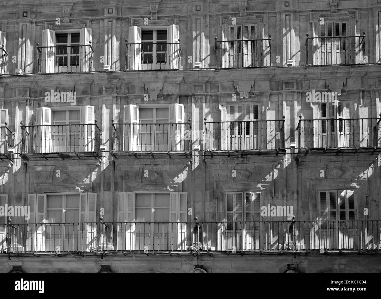 Restored building window stock photos restored building for Vintage loft millhouse