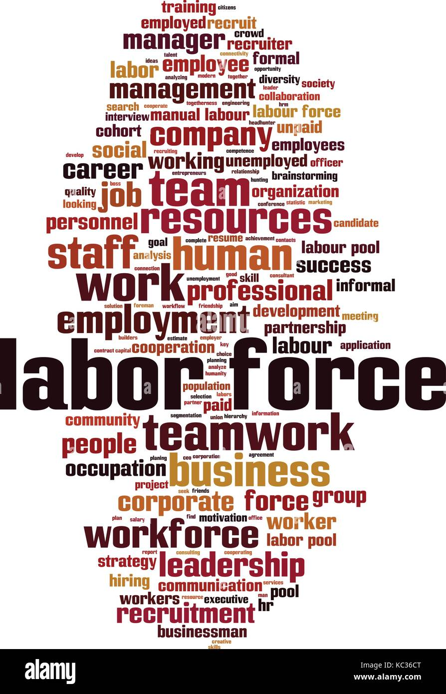 concept of the labor force Appendix e • the concept of unemployment and labor force we believe, after all, that nothing is so much disliked as steady, regular labour and that the opportunities of idle.