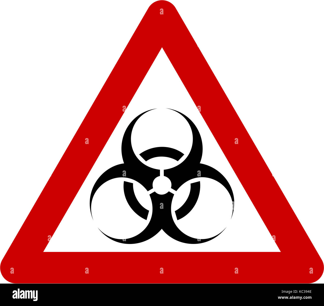 Warning sign with biohazard substances symbol stock photo warning sign with biohazard substances symbol biocorpaavc Image collections