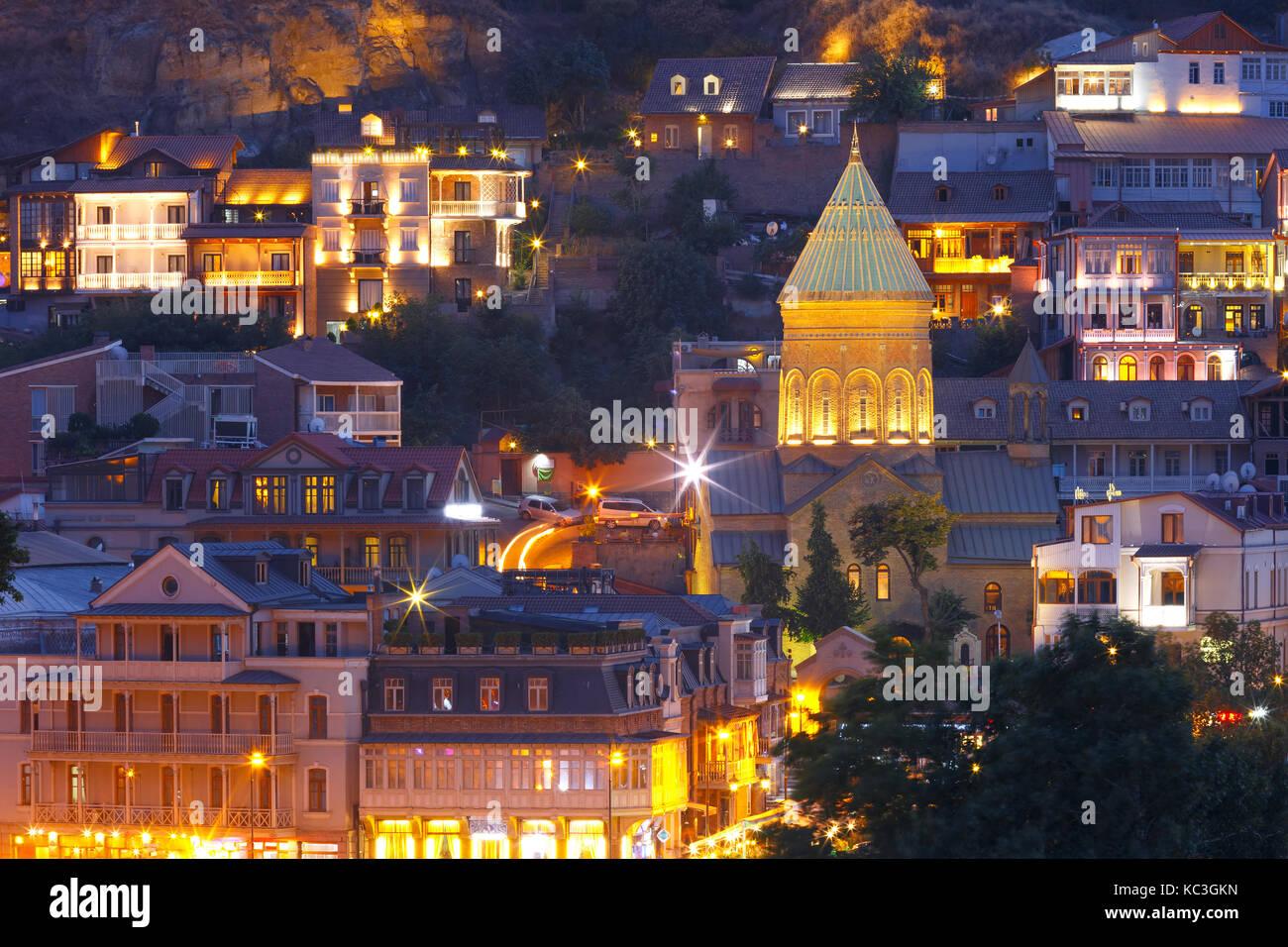 Tbilisi Georgia Police Stock Photos Tbilisi Georgia: Tbilisi Old Town Stock Photos & Tbilisi Old Town Stock