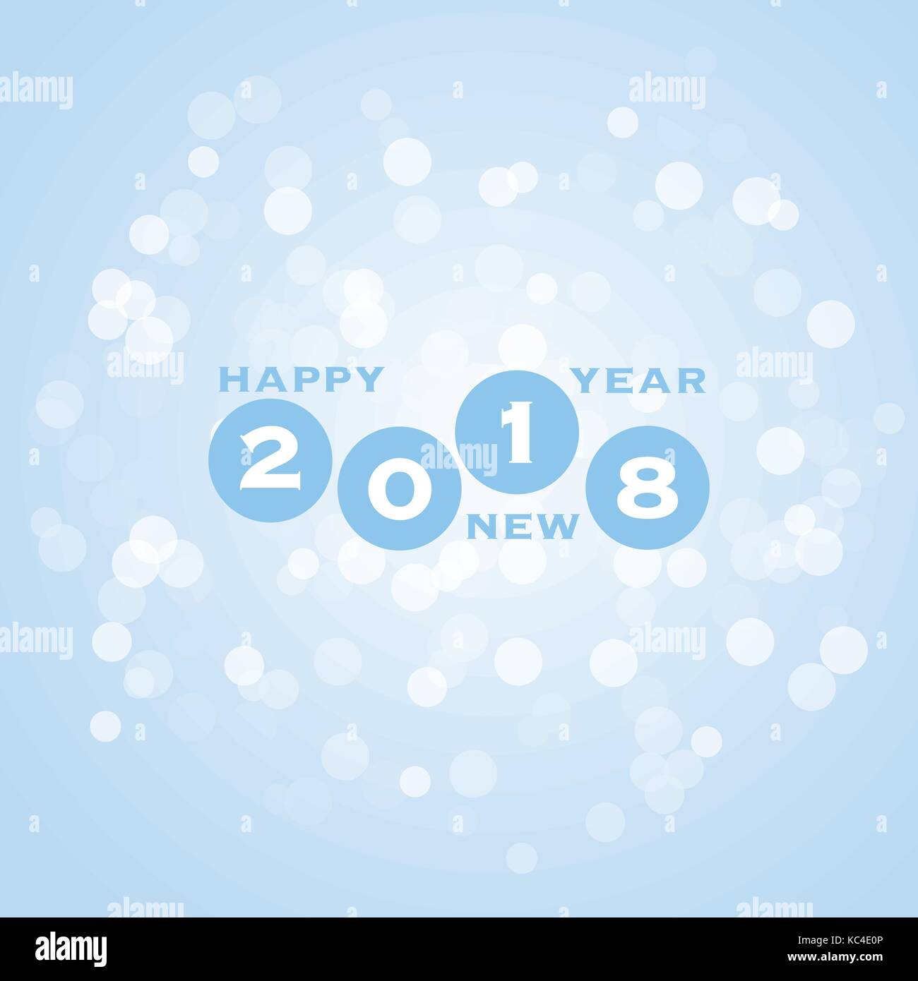 Best wishes blue abstract modern style happy new year greeting best wishes blue abstract modern style happy new year greeting card cover or background creative design template 2018 kristyandbryce Choice Image