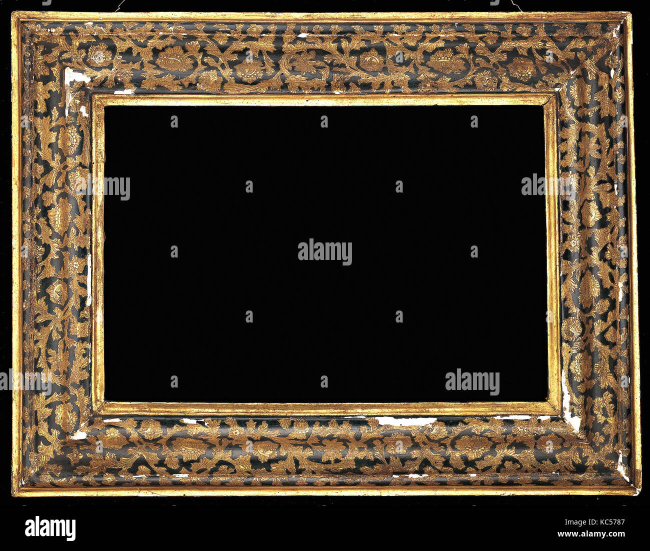 Reverse ogee molding mid 17th century italian venice poplar reverse ogee molding mid 17th century italian venice poplar overall 19 x 25 frames jeuxipadfo Image collections