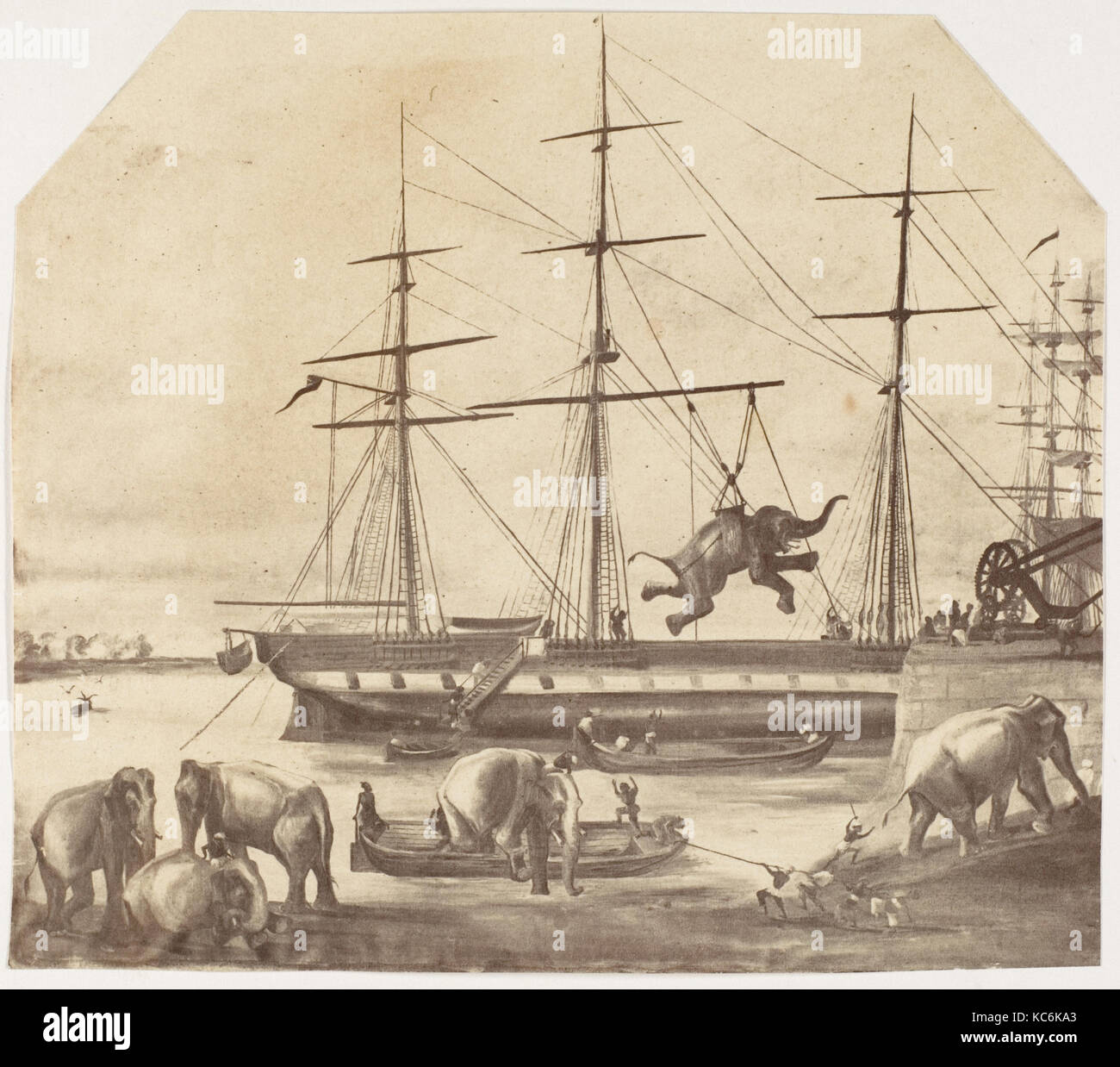 mutiny of 1857 The causes of the indian mutiny which erupted in meerut on may 10, 1857, and  raged across north and central india for more than a year, have.