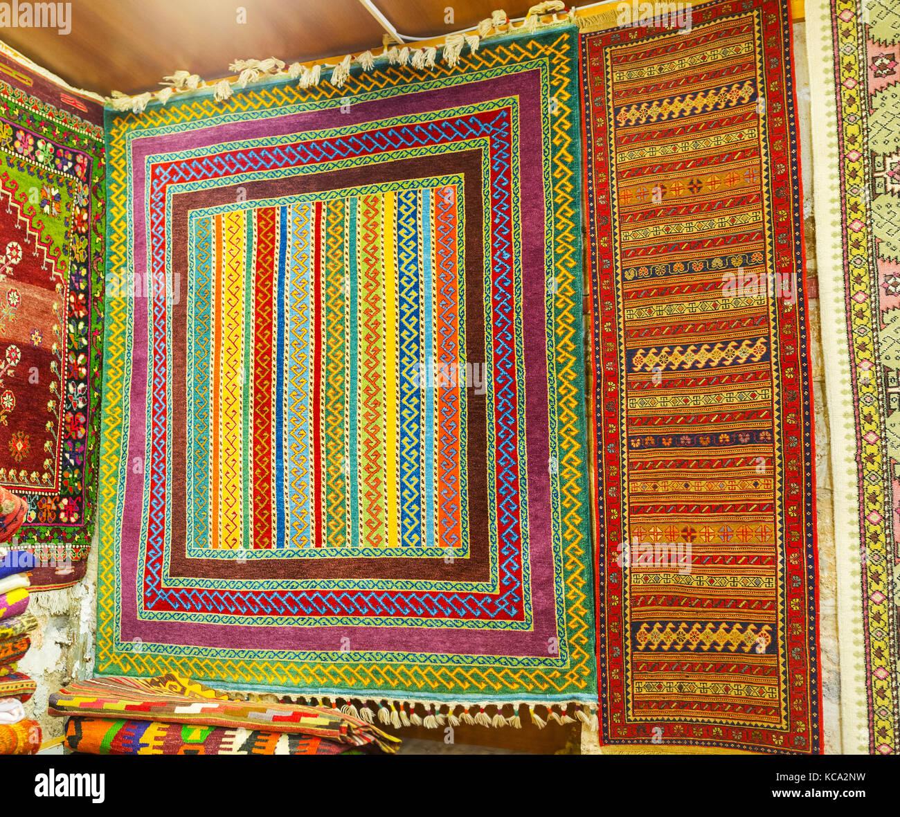 Kilim Carpet Stock Photos & Kilim Carpet Stock Images