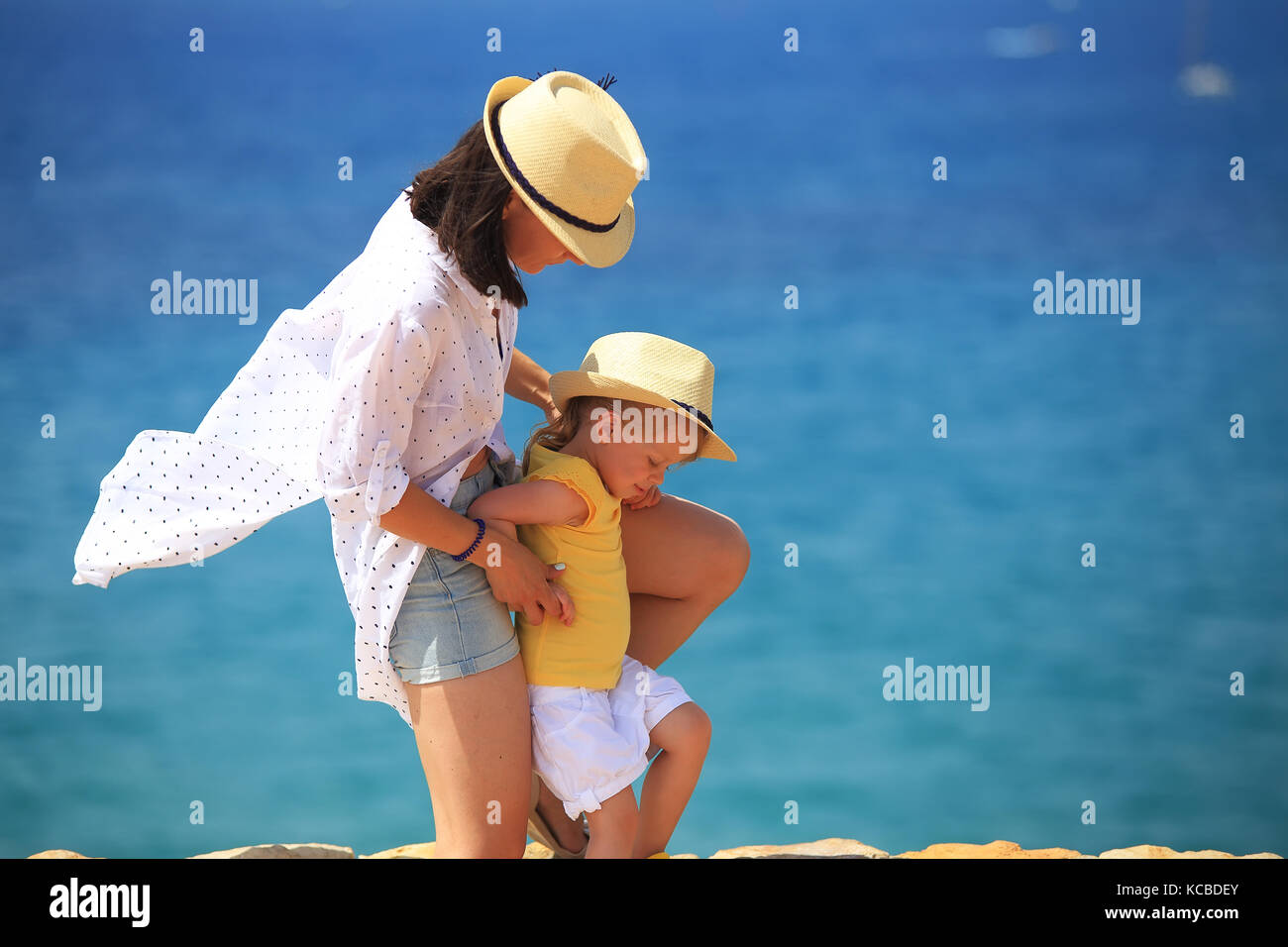 Costa dorada family stock photos costa dorada family for Mother daughter vacation destinations