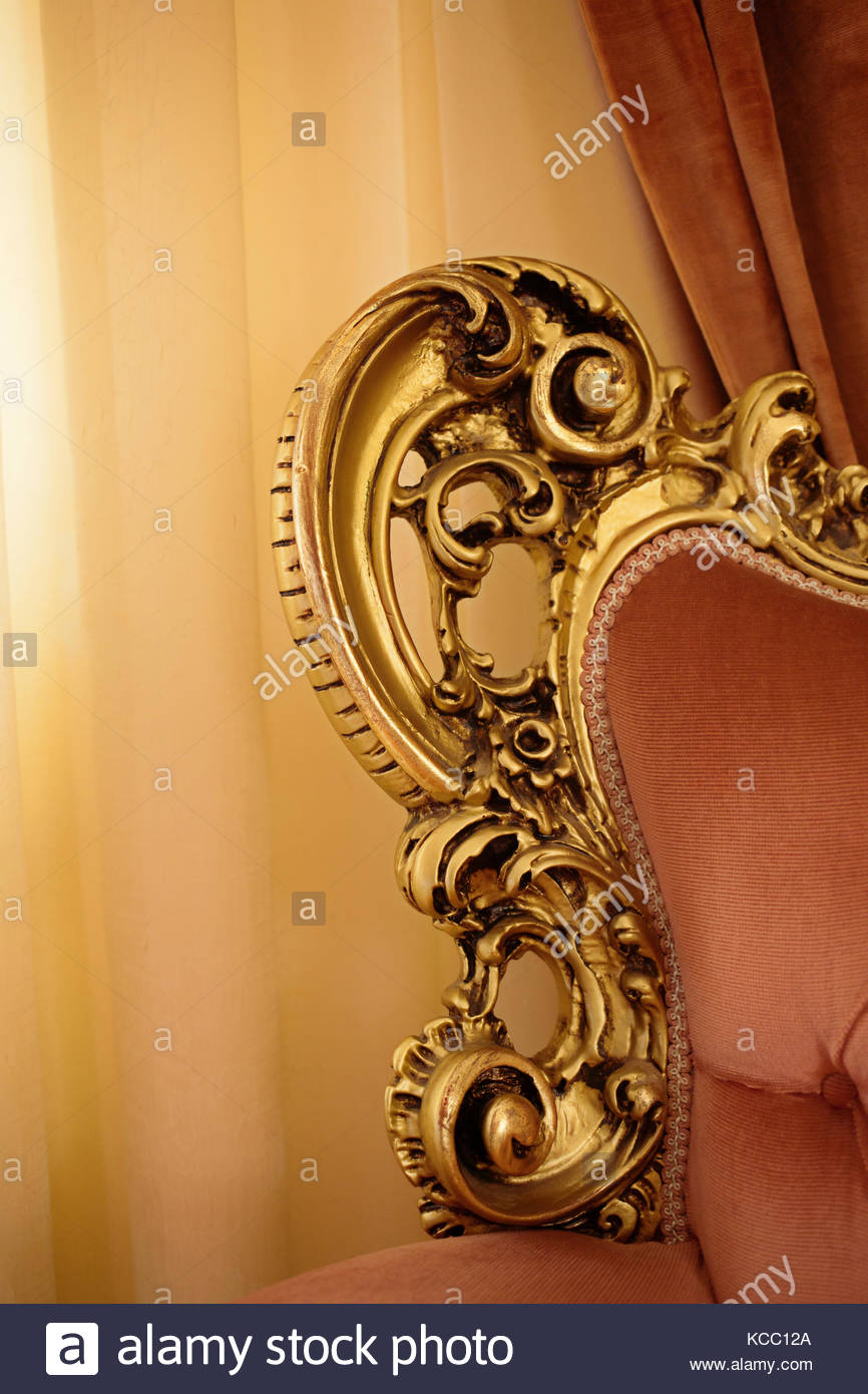 Gold Sofa Stock Photos Gold Sofa Stock Images Alamy