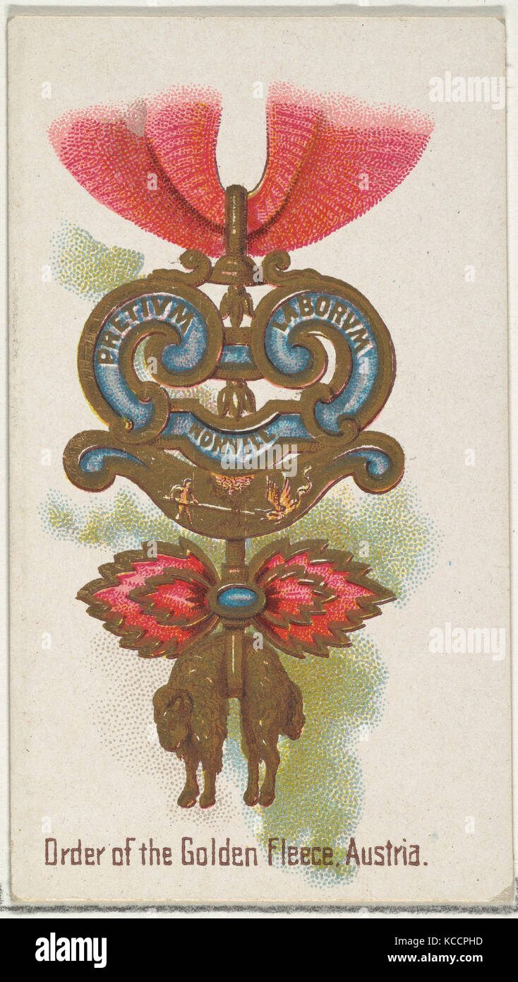 Order of the golden fleece stock photos order of the golden order of the golden fleece austria from the worlds decorations series n30 biocorpaavc Choice Image