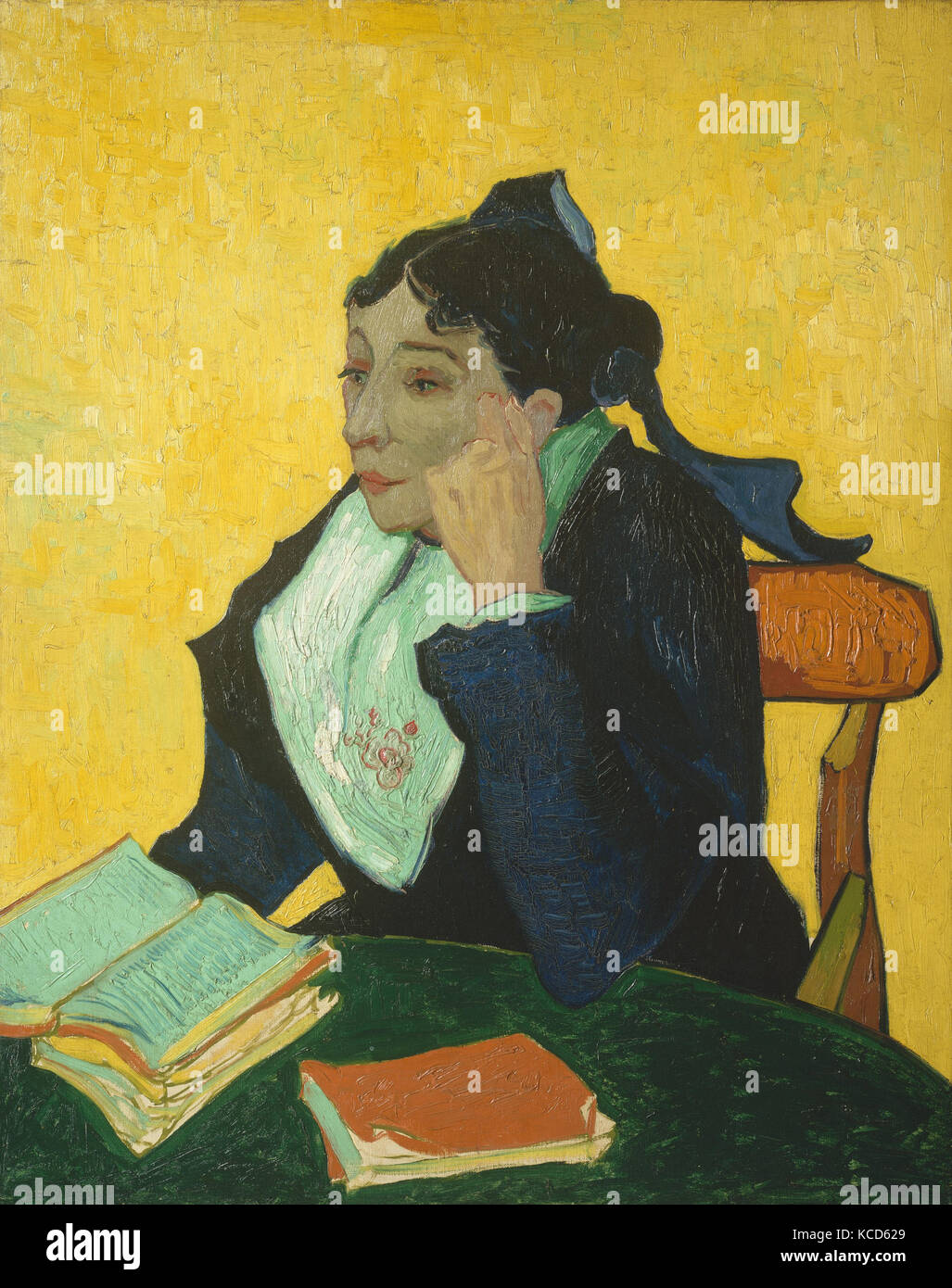 an analysis of larlesienne madame joseph michel ginoux a painting by vincent van gogh Larlesienne: madame joseph-michel ginoux, by vincent van gogh, 1888-89, dutch post-impressionist this is an oil on canvas painting of marie ginoux madame roulin and her baby, by vincent van gogh, 1888, dutch post-impressionist.