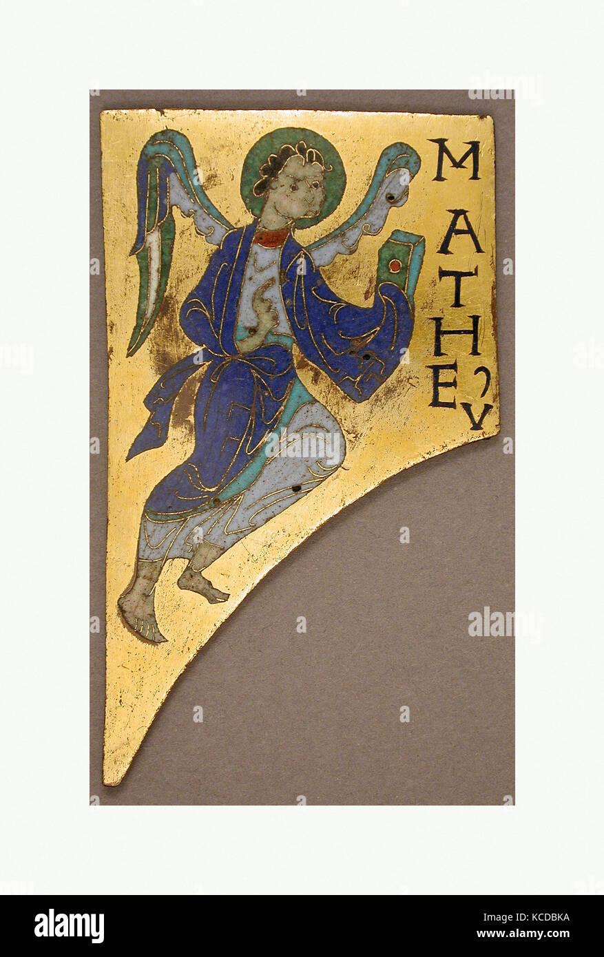 Plaque with the symbol of the evangelist matthew ca 1100 stock plaque with the symbol of the evangelist matthew ca 1100 biocorpaavc
