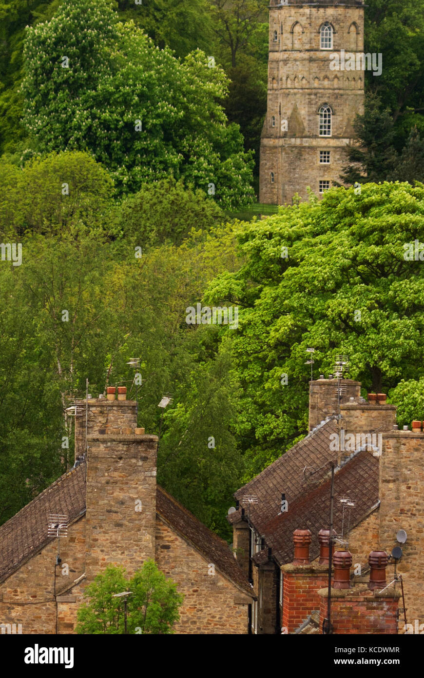 Swale Garden Stock Photos Swale Garden Stock Images Alamy