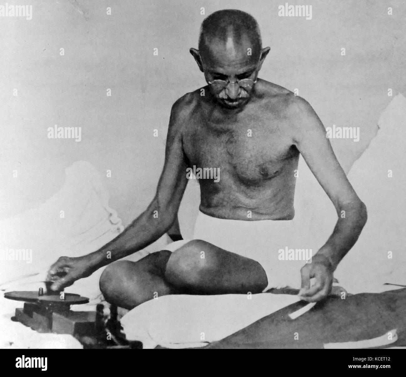 the methods of gandhi Mohandas gandhi's reputation as the indian spiritual and political leader who coordinated and led a successful national struggle for independence against british imperial rule on the strength of a non-violent movement survives largely intact.