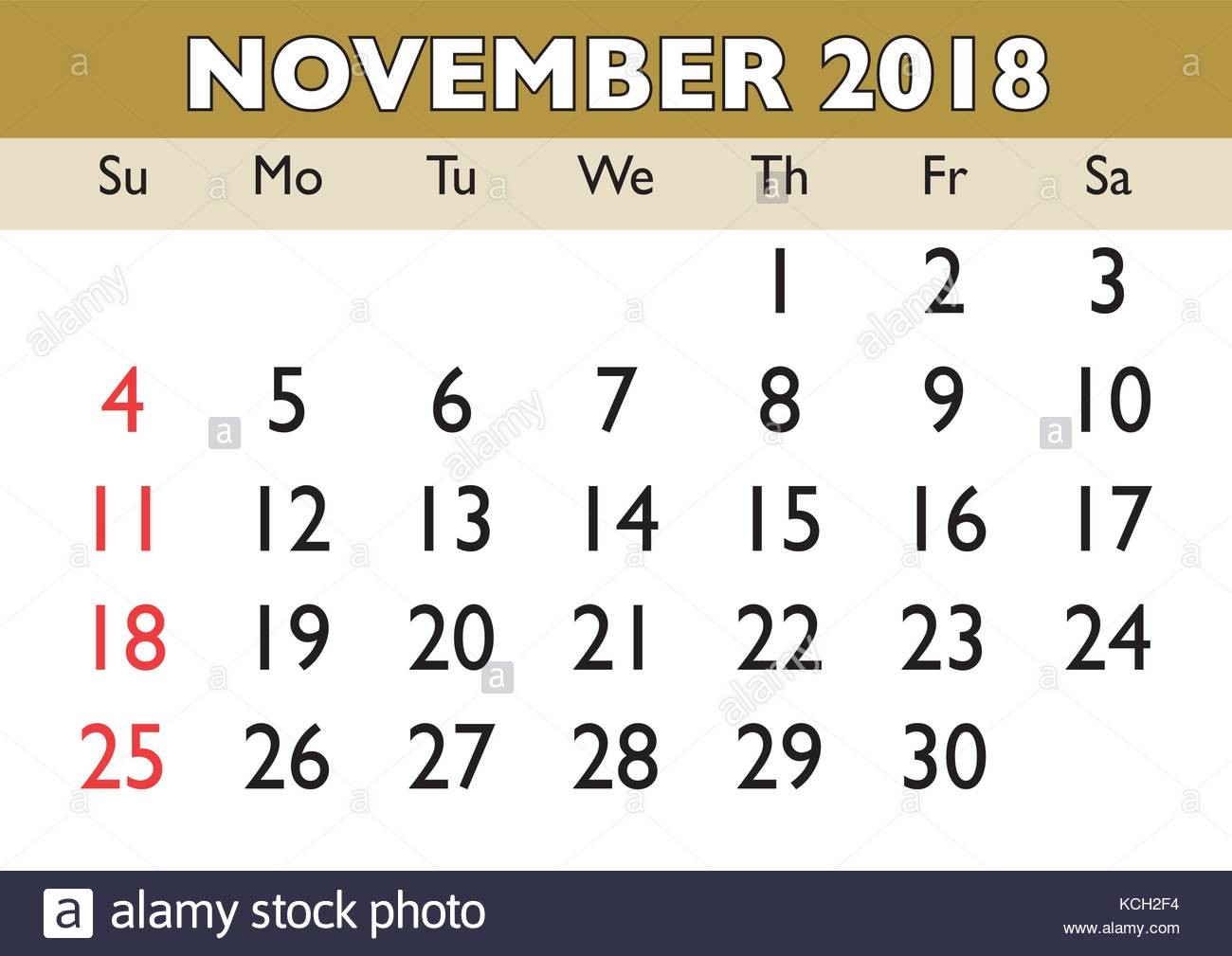 picture relating to Printable Calendar November named 2018 calendar November thirty day period. Vector printable calendar