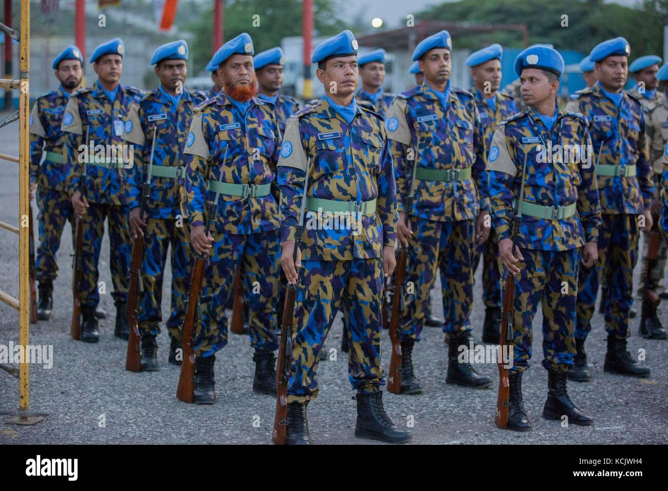 united nations mission in haiti It was tasked to coordinate united nations efforts to support the government of haiti in restoration of democracy, promoting institution building national re conciliation and economic rehabilitation and to attain environments conducive to the establishment of an effective police force.