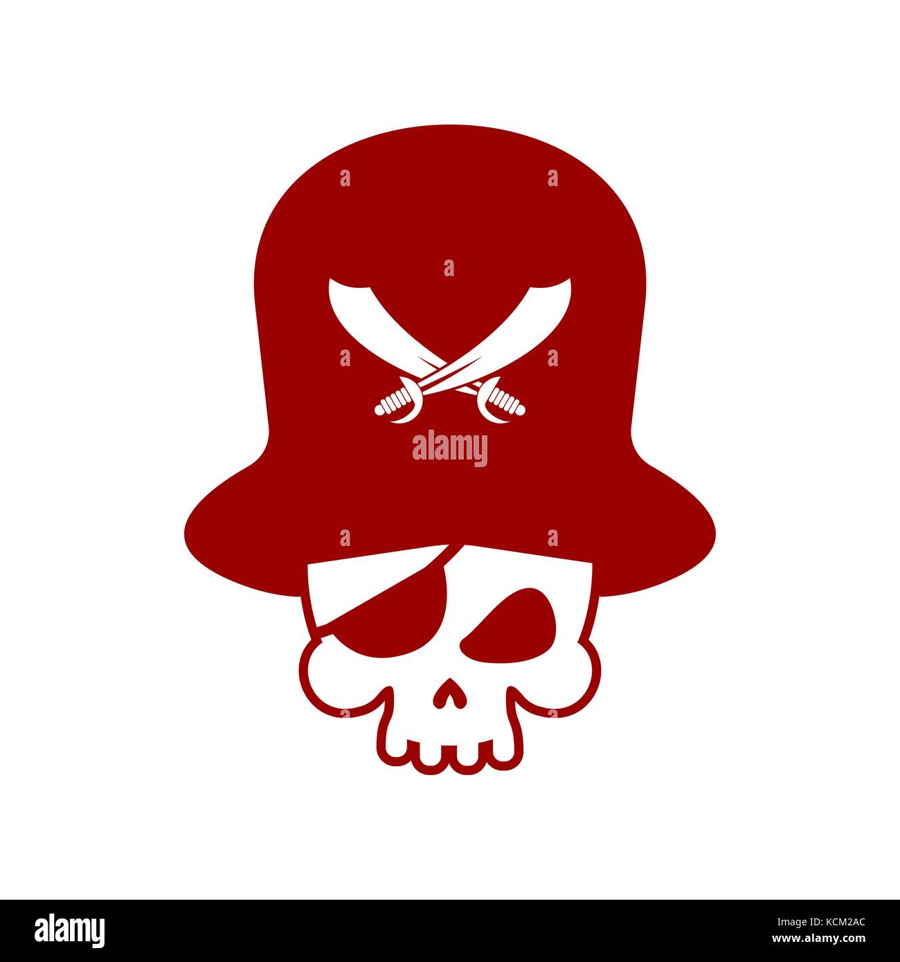 Pirate skull logo head of skeleton and sabers pirate symbol pirate skull logo head of skeleton and sabers pirate symbol vector illustration buycottarizona Images