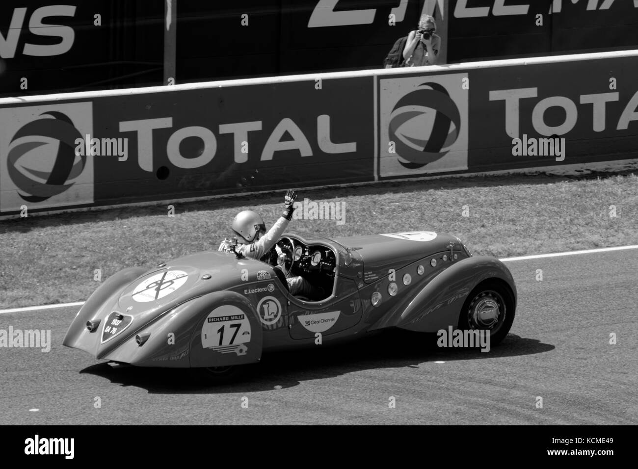 Old Racing Car Stock Photos & Old Racing Car Stock Images - Alamy