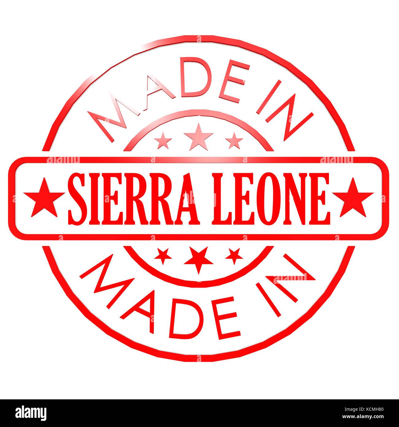 Sierra leone market stock photos sierra leone market stock made in sierra leone red seal image with hi res rendered artwork that could be biocorpaavc