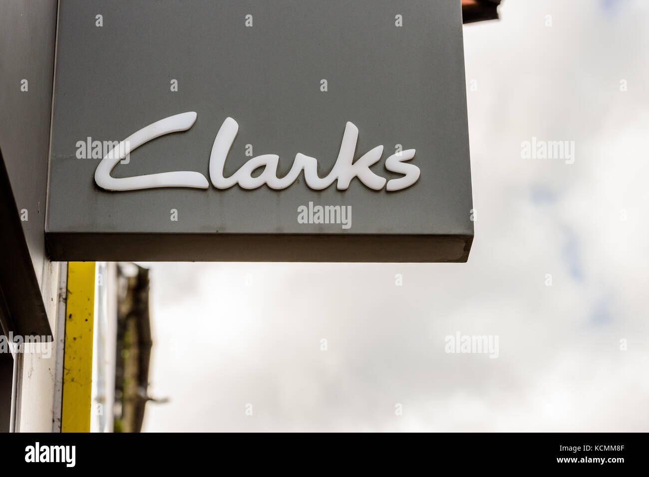 Clarks Shoes Earls Barton