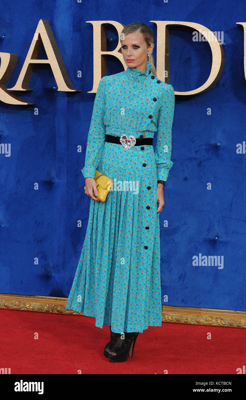The UK Premiere Of Victoria Abdul Held At Odeon Leicester Square Featuring Jemima Khan Where London United Kingdom When 05 Sep 2017 Credit