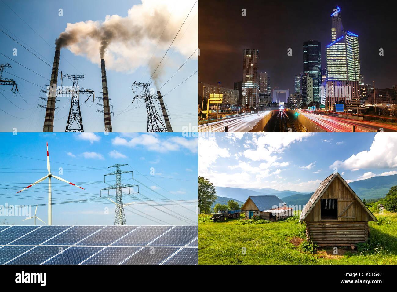 RENEWABLE & GREEN ENERGY