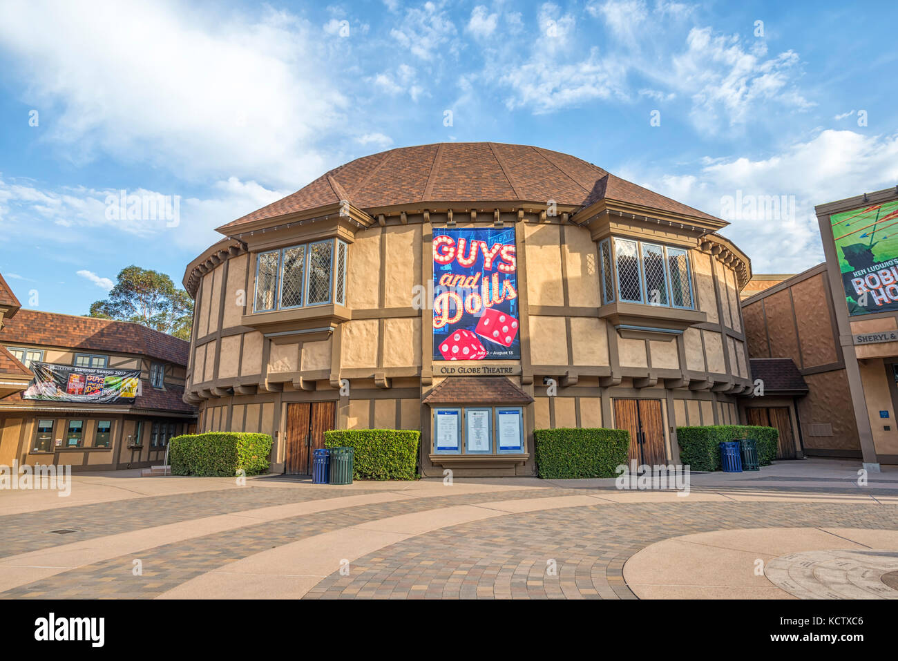 A Visit to Shakespeare's Old Globe Theatre