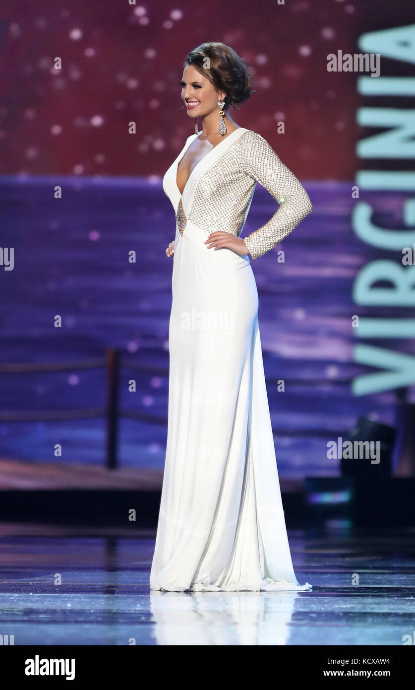 2018 Miss America Pageant Preliminary Day 1 at Board Walk Hall in ...