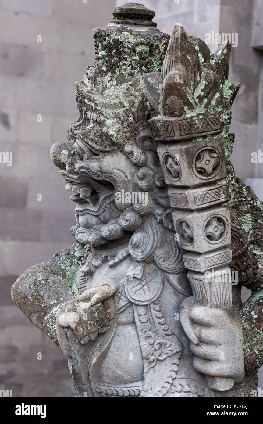 Bali sculptures stock photos