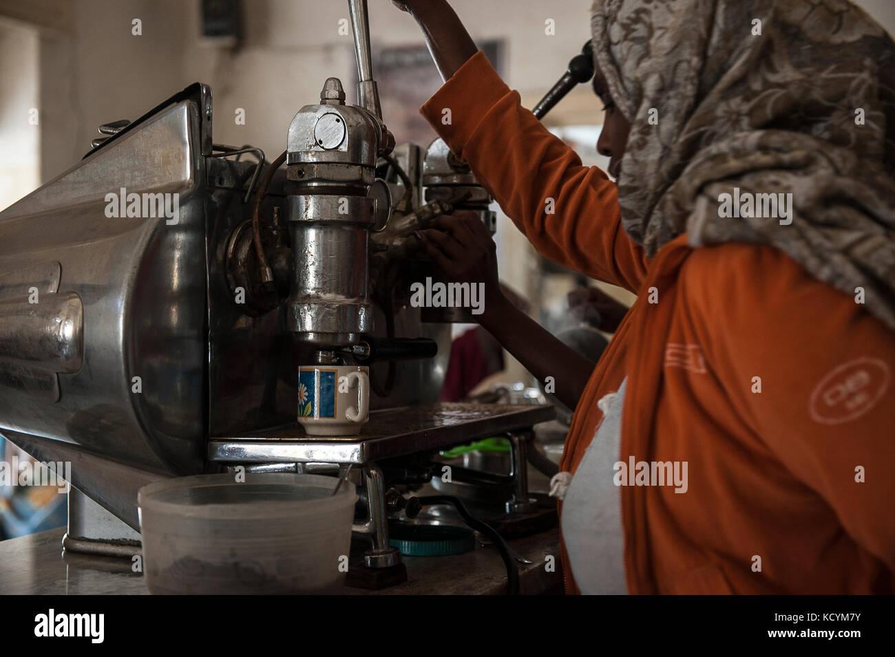 Fonctionnement Machine Cafe Italienne