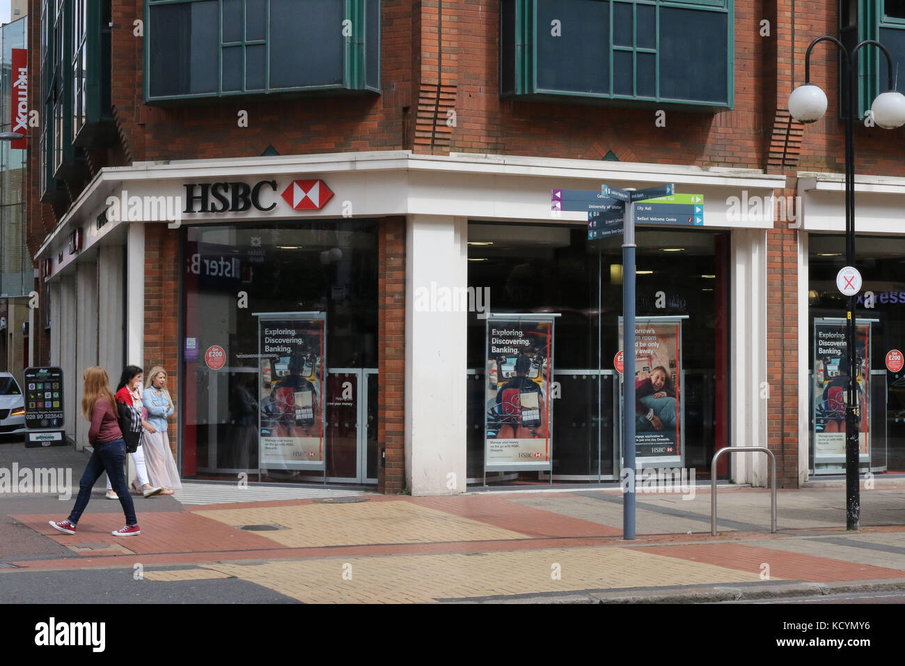 Nationwide Building Society Royal Avenue Belfast